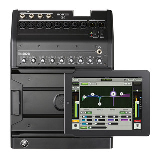 Mackie DL806 Digital Live Sound Mixer with Lightning iPad Control