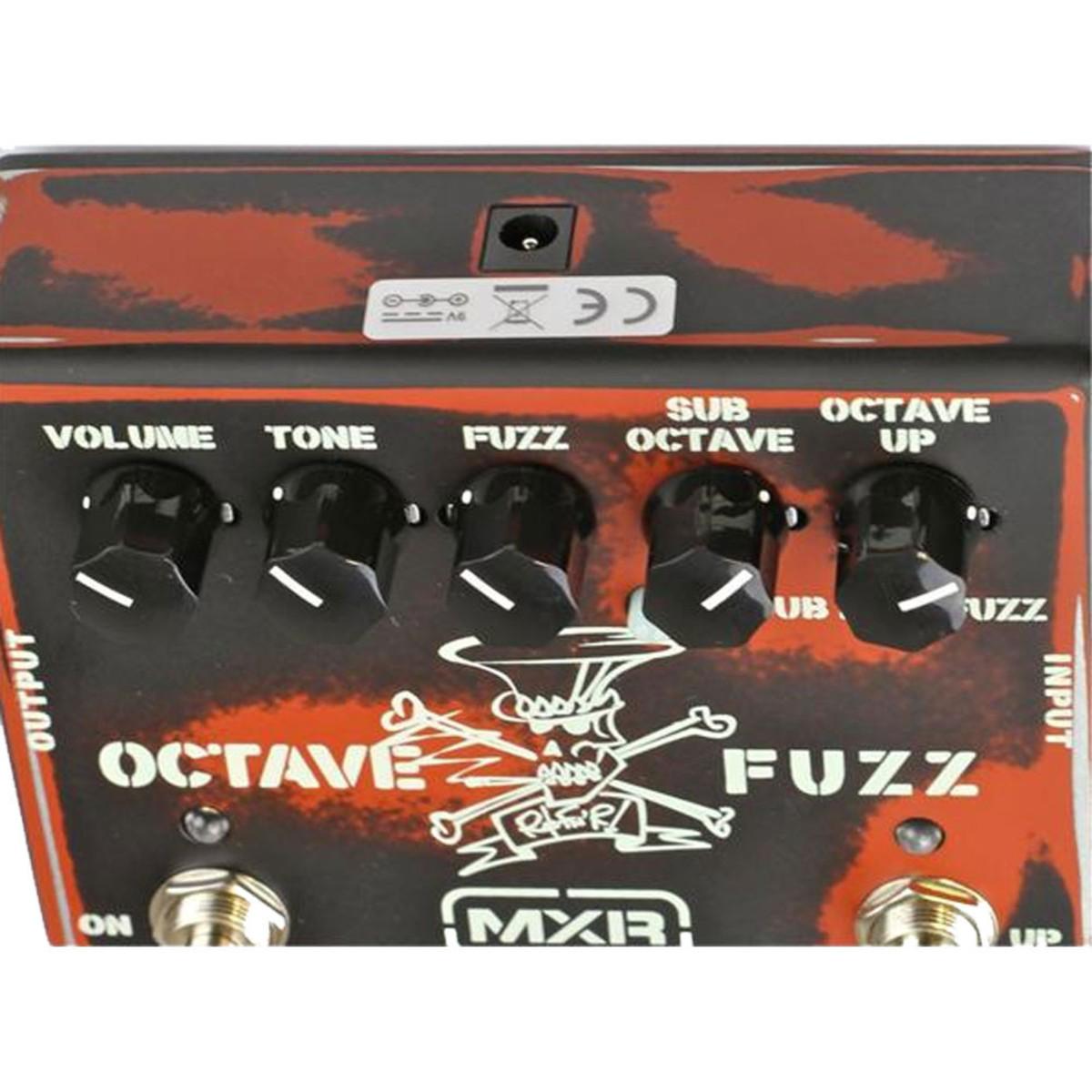 Dunlop Slash Octave Fuzz Guitar Effects Pedal Musician s Friend