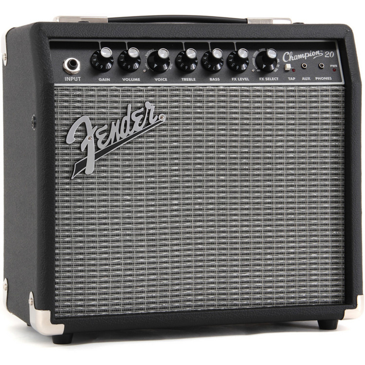 fender champion 20 guitar combo amp with effects nearly new at. Black Bedroom Furniture Sets. Home Design Ideas