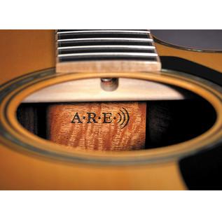 Yamaha LL6ARE Acoustic Guitar, Black