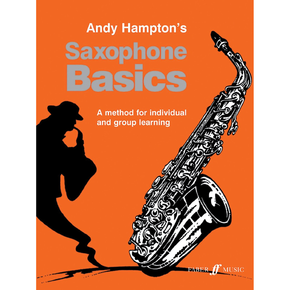 Image of Saxophone Basics Pupils Tuition Book and CD