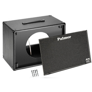 Palmer PCAB112B 1 x 12 Empty Guitar Cabinet