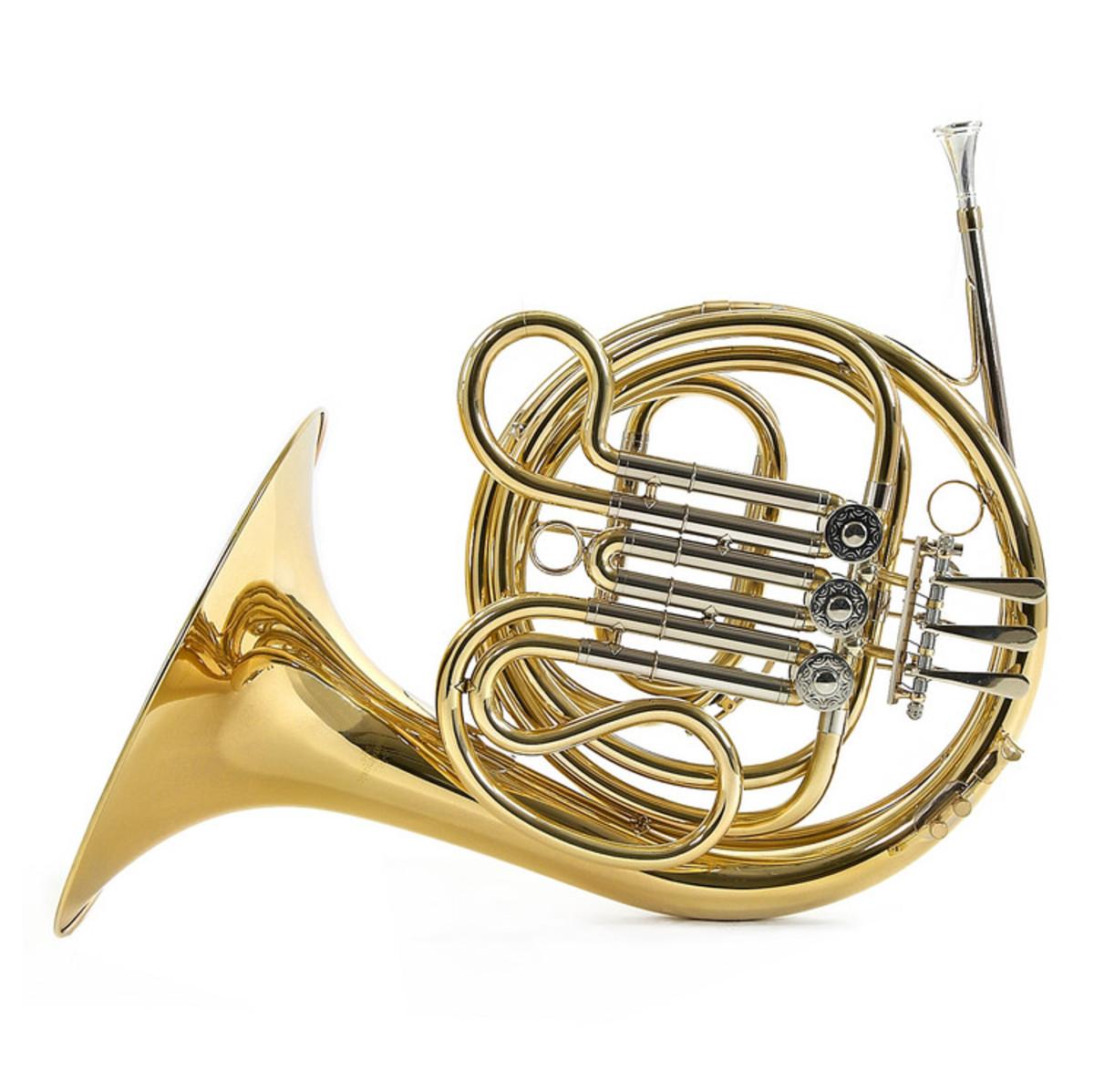 Enkelt horn i bb