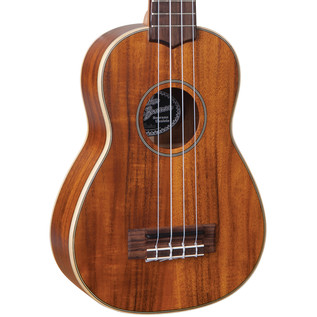 Laka LK-JBS Joe Brown Soprano Acoustic Ukulele + Case