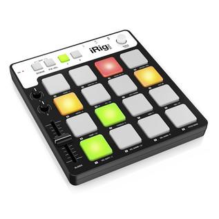 IK Multimedia iRig Pads, Pad Controller for iOS
