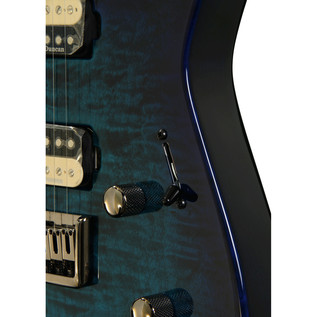 Jackson DK2MQHT Pro Series Dinky Electric Guitar, Chlorine Burst