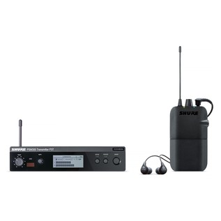 Shure PSM300 Wireless Personal Monitor System with SE112 Earphones