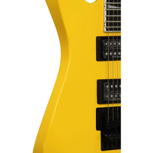 Jackson X Series Soloist SLX Electric Guitar, Taxi Cab Yellow