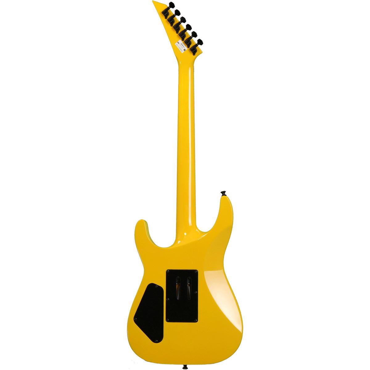 jackson x series soloist slx electric guitar taxi cab yellow at. Black Bedroom Furniture Sets. Home Design Ideas