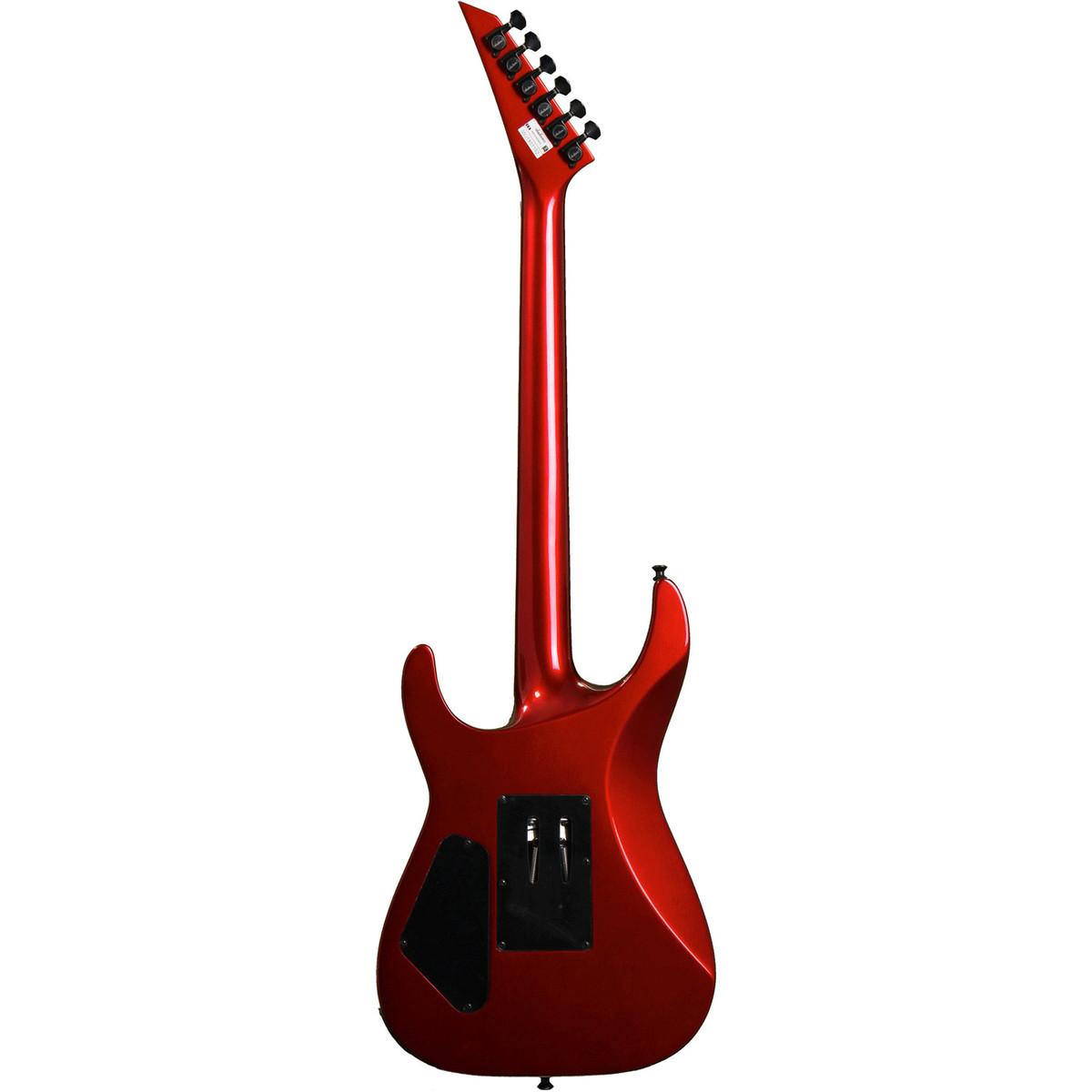 jackson x series soloist slx electric guitar metallic red at. Black Bedroom Furniture Sets. Home Design Ideas