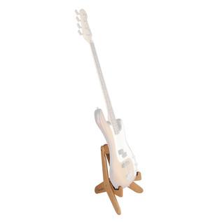 Fender Jack Knife Wood Stand, Natural