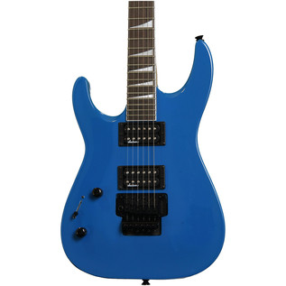 Jackson JS32L Dinky Left Handed Electric Guitar, Bright Blue