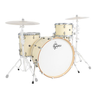 Gretsch Drums Catalina Club 20'' 5 Pc Shell Pack, White Chocolate