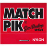 Dunlop Match Pik Set de 6 Púas de 0.46mm