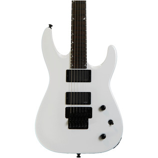 Jackson X Series SLATXMG3-6 Soloist Electric Guitar, Snow White