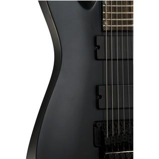 Jackson X Series SLATXMG3-7 Soloist 7-String Guitar, Matte Black