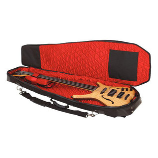 Warwick Rockbag Deluxe Casket Bass Bag 2