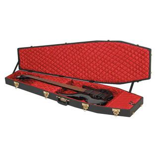 Warwick Deluxe Casket Bass Case 2