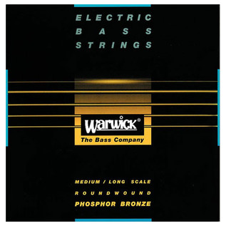 Warwick Acoustic Bass Strings, 5-string. Long Scale