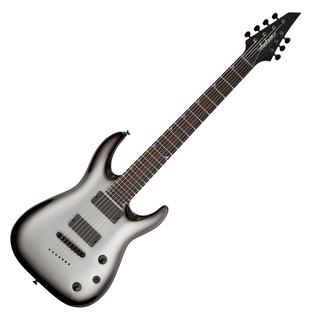 Jackson X Series SLATTXMG3-7 Soloist 7-String Guitar, Silverburst