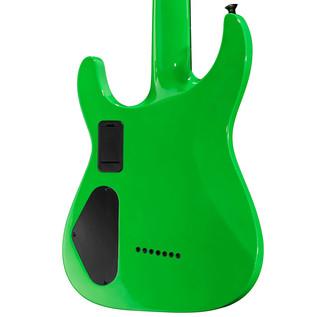Jackson X Series SLATTXMG3-7 Soloist 7-String Guitar, Slime Green