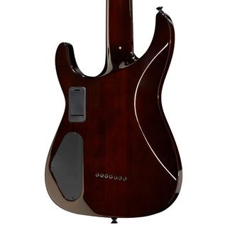 Jackson X Series SLATTXMGQ3-7 Soloist 7-String Guitar, Tobacco Burst