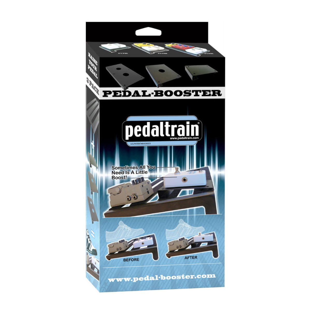 pedaltrain pedal booster kit at. Black Bedroom Furniture Sets. Home Design Ideas