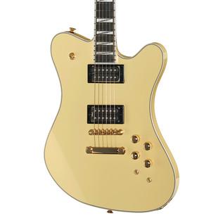 Jackson Pro Series Mark Morton Dominion Electric Guitar, Ivory