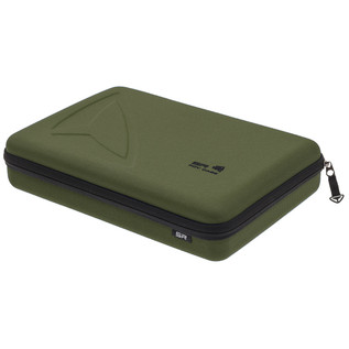 SP Gadgets Large Case for GoPro Cameras and Accessories, Olive