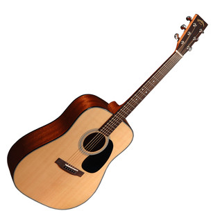 Sigma DM-1ST Acoustic Guitar, Natural
