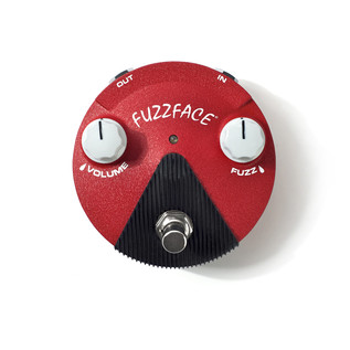 Jim Dunlop Jimi Hendrix Band of Gypsys Mini Fuzz