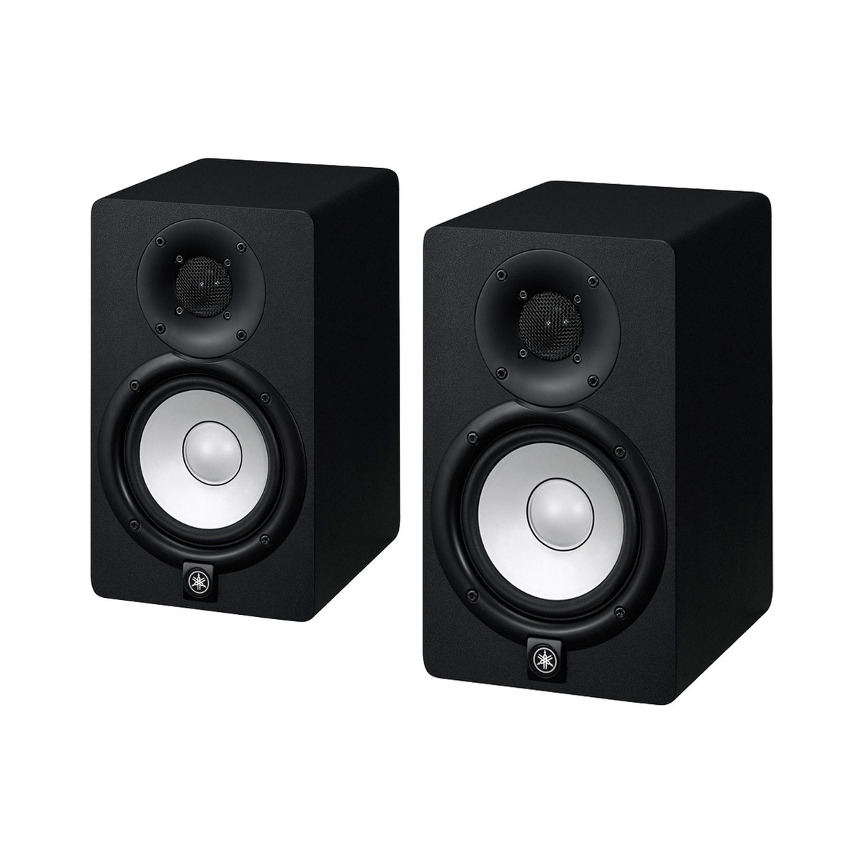 yamaha hs5 active studio monitors pair with free stands at. Black Bedroom Furniture Sets. Home Design Ideas