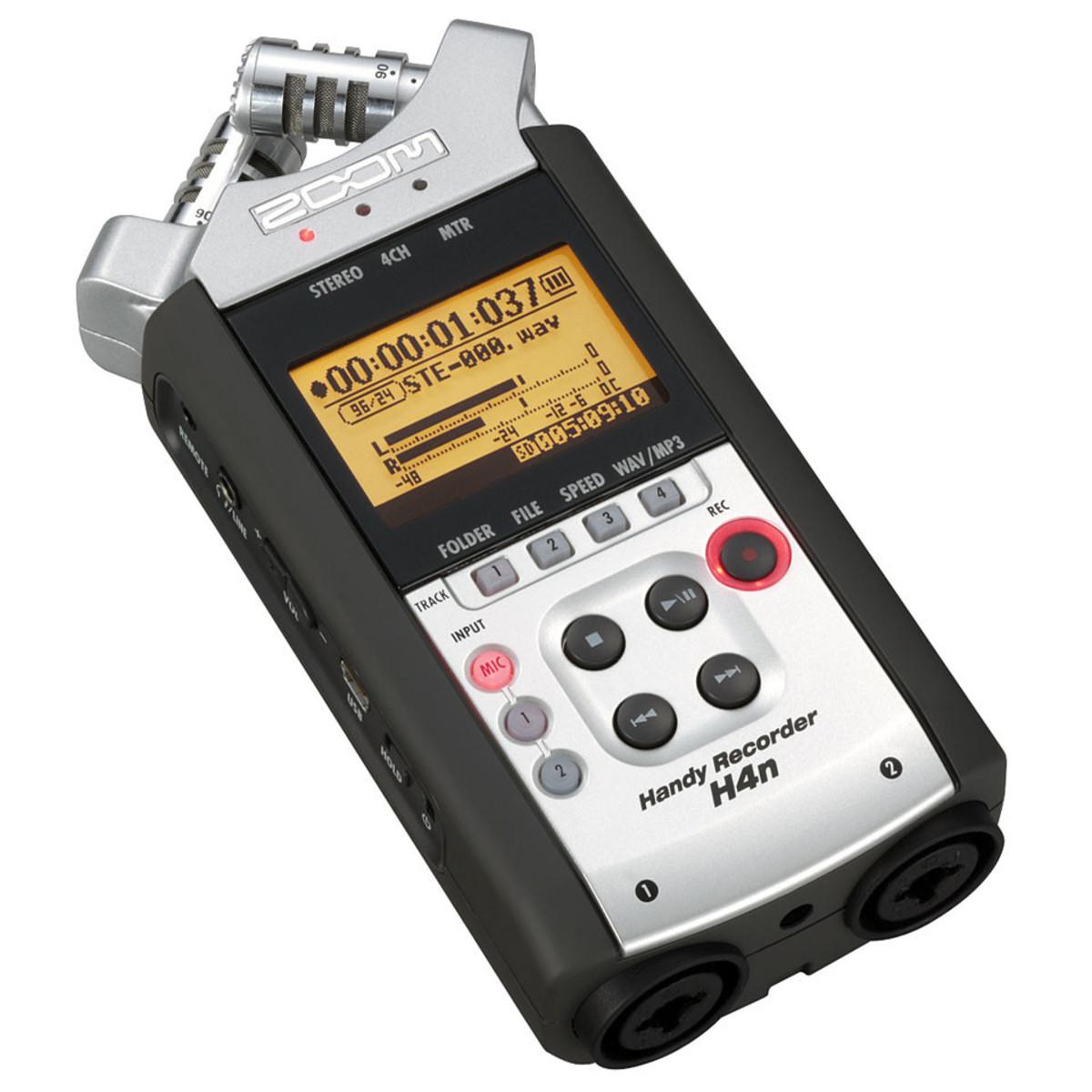 Image of Zoom H4n SP Handheld Digital Recorder
