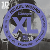 D'Addario EXL115 Electric Strings 10 pack