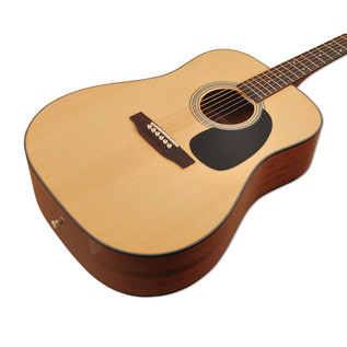 Sigma DM-18 Dreadnought Acoustic Guitar, Natural