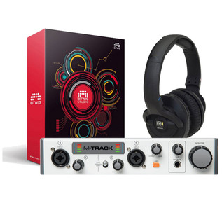 Bitwig Studio Music Production Software, Headphones and Interface