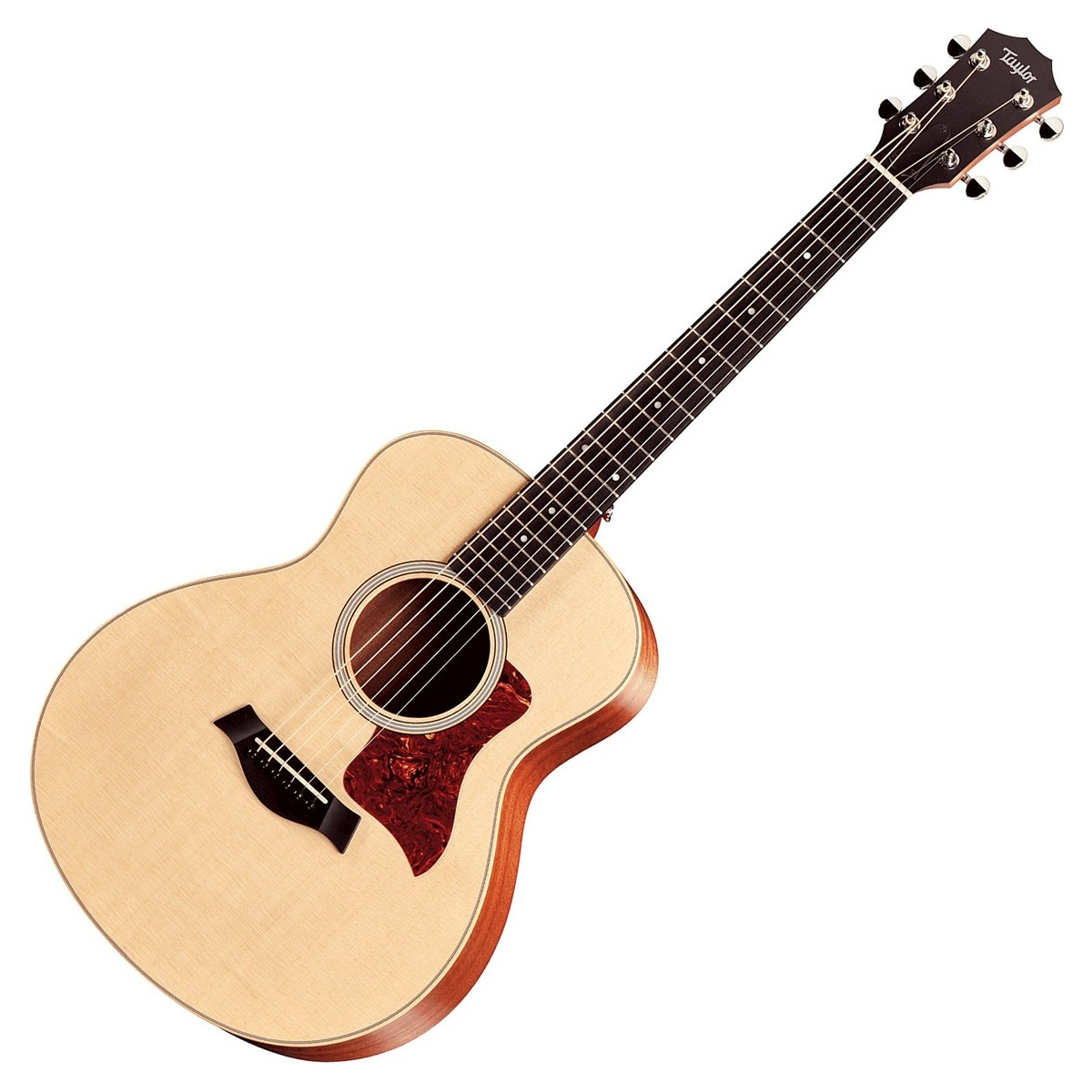 taylor gs mini acoustic guitar spruce top ex demo at. Black Bedroom Furniture Sets. Home Design Ideas