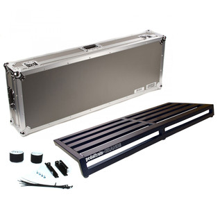 Pedaltrain Grande Pedal Board + Flight Case q