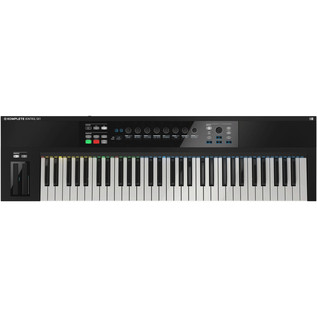 Native Instruments Komplete Kontrol S61 with Bag