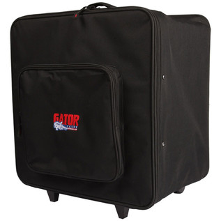 Gator Lightweight Case For 4 x PAR64 LED