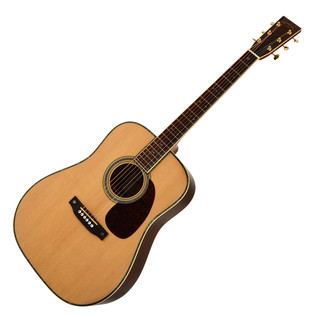 Sigma DR-42 Acoustic Guitar, Natural