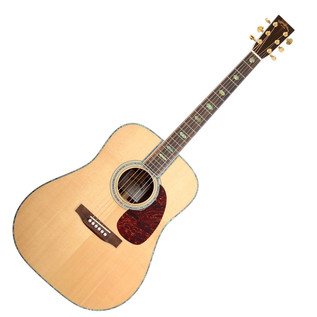 Sigma DR-45 Acoustic Guitar, Natural