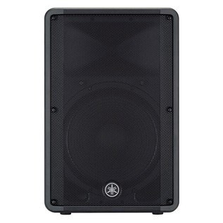 Yamaha DBR10 Active PA Speaker front
