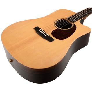 Sigma SDRC-12E Electro Acoustic Guitar, Natural