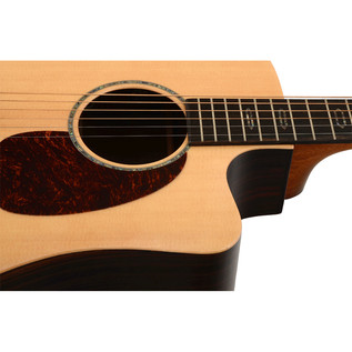 Sigma SDRC-12E Electro Acoustic Guitar, Natural