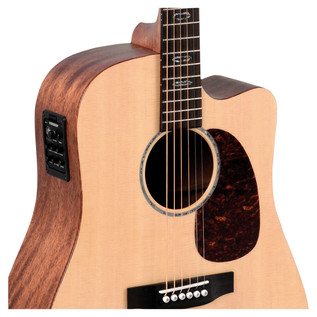 Sigma SDMC-12E Electro Acoustic Guitar, Natural