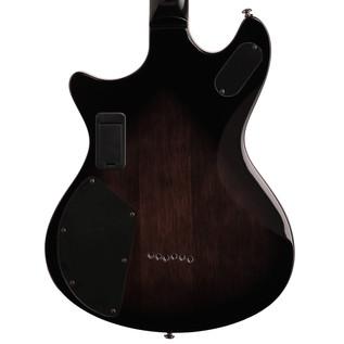 Schecter Hellraiser Hybrid Tempest Electric Guitar, Trans Black