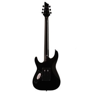 Schecter Blackjack C-1 Floyd Rose Electric Guitar, Gloss Black