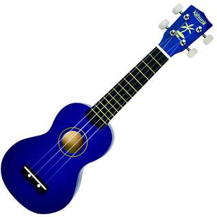 Kahuna Soprano Ukulele, Blue