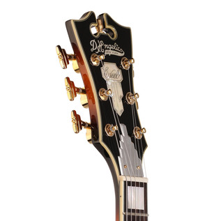 D'Angelico EXSS Semi-Hollow Body Electric Guitar, LH, V. Sunburst